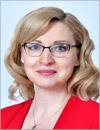 Екатерина Поя́ркова, заведующая кафедрой машиноведения. Открыть в новом окне [81 Kb]
