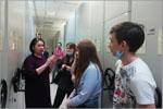 День открытых дверей в филиале «ФКП Росреестра по Оренбургской области». Открыть в новом окне [103 Kb]