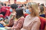 Встреча представителей работодателя, входящего в группу агропредприятий «Ресурс», со студентами и преподавателями ОГУ. Открыть в новом окне [190 Kb]